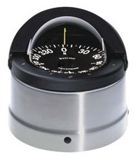 "Ritchie Navigator Compass Pedestal Mount - Stainless - 4.5"" Dial"