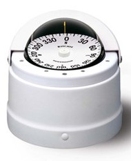 "Ritchie Navigator Compass Pedestal Mount - White - 4.5"" Dial"