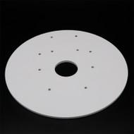 "Universal Mounting Plate - 10.625"" Diameter - no holes"