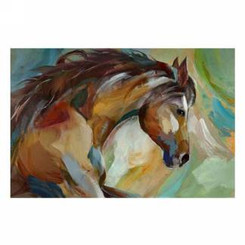 majestic abstract horse from giftopolis.ca