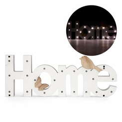Home LED Wall Art with Bird/Butterfly Wall Art