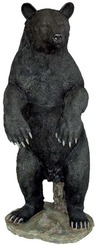 5 foot Standing Large Black Bear