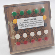 Five Different Boxed Game