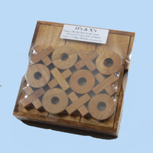 A famous old game in wood.