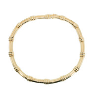 Tiffany & Co. 16.5 Inch Gold Atlas Necklace