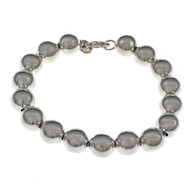 Tiffany & Co Bead Bracelet Sterling Silver 10mm