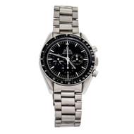 Omega Speedmaster Chronograph Moon Watch Steel 145.022 C.R.S.  Wrist Watch