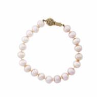 8 – 8.5mm Cultured Freshwater Pearl Bracelet