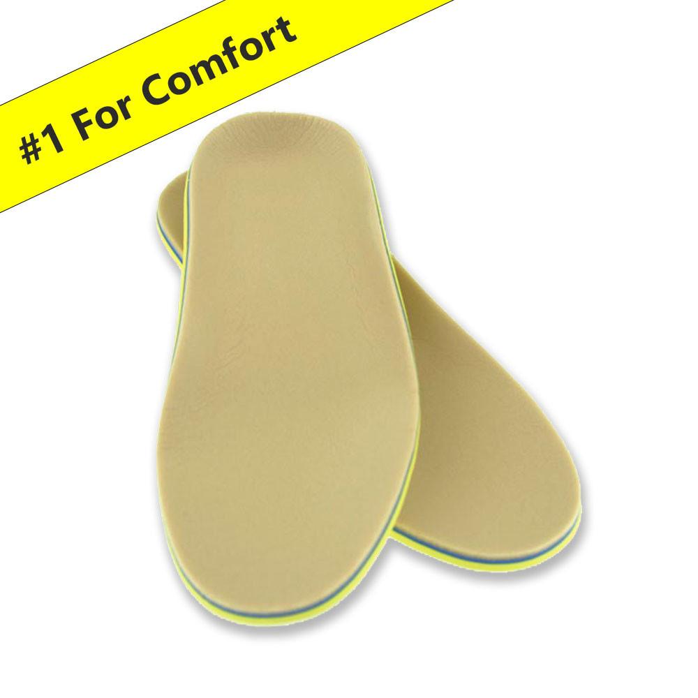Pedors 3P Diabetic Inserts / Comfort Insoles (Pack Of Three Pairs)