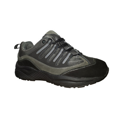 Genext Hiker Style Black GAL50M Mens Orthopedic Shoes
