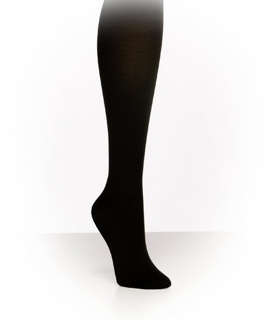 Genext Women's Opaque Knee-High Compression Stockings (20-30 mmHg)