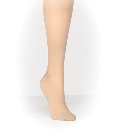 Genext Women's Sheer Knee-High Compression Stockings (15-20 mmHg)