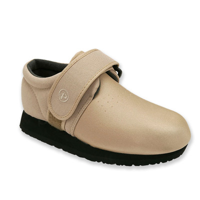 Pedors Classic Beige 601 Stretch Orthopedic Shoes