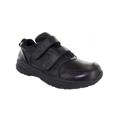 Genext Athletic Black Touch Closure GAV10W Womens Orthopedic Shoes