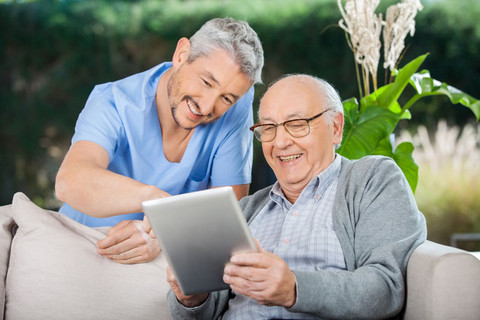 What are good shoes for Nursing Home Residents?