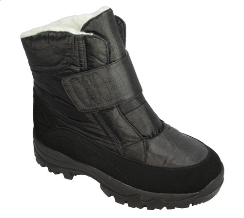 Waterproof Extra Wide Winter Boots by Ciabattas