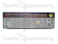 SMG Signal Generator, Options SMG-B1, SMG-B2 | Rohde & Schwarz