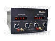 LQD-423 Dual Output Power Supply 0-60VDC | Lambda Electronics