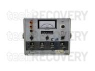 893A AC DC Differential Voltmeter   Fluke