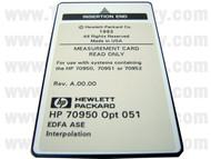 70950 EDFA ASE Interpolation