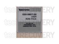020-0607-00 User ROM Pack | Tektronix