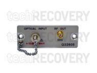 Q32605 Optical Receiver Plug-In   Advantest