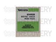 834R06 Bisync (ASCII) Rom Pack   Tektronix