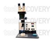 MicroPull IV Wire Bond Pull Tester, Leica SZ4 Microscope | UNITEK