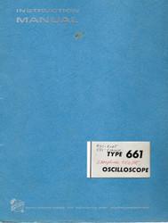 661 Oscilloscope Instruction Manual | Tektronix