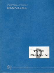 D Plug-In, Manual   Tektronix