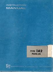 1A2 Plug-In, Instruction Manual   Tektronix