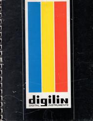340 & 341 Digital Mulimeter, Instruction Manual | Digilin