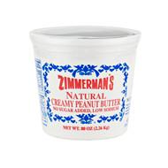 6/5lb Natural Peanut Butter