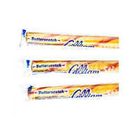 80ct Candy Sticks Butterscotch