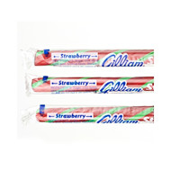 80ct Candy Sticks Strawberry