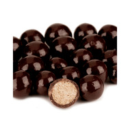 10lb No Sugar Added Dark Chocolate Malt Balls