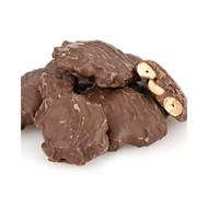 15lb Milk Chocolate Caramel Peanut Cluster