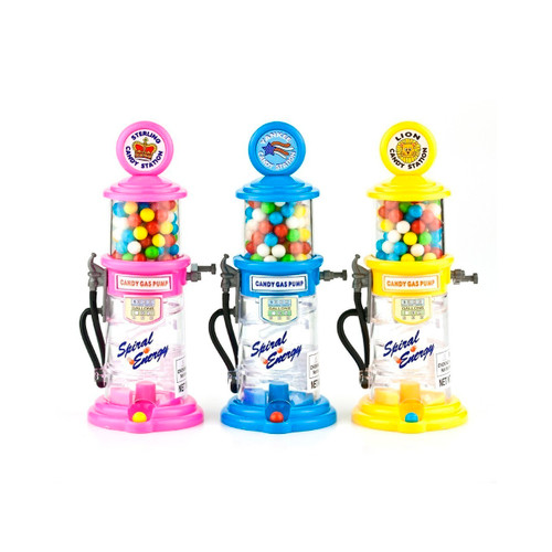 12ct Gas Pump Candy Station