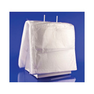 2000ct 10.5x8.5 Deli Bags Saddle-Pack