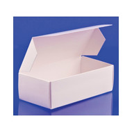 250ct 1/2 lb Candy Box 1-PC White