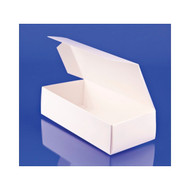 250ct 1 lb Candy Box 1-PC White