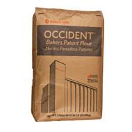 50lb Occident Flour Unbleached