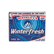 10CT Winterfresh Slim Pack