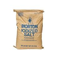 50lb Table Salt Iodized