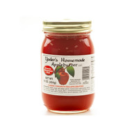 12/16oz Apple Butter Classic Red