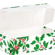 250ct 1/2lb Candy Box Holly