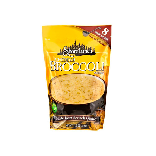 6/11oz Cheddar Broccoli Soup