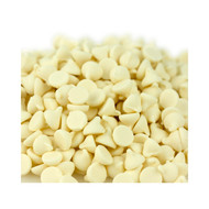 25lb White Confectionery Drops 1M