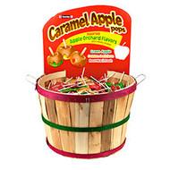 1000ct Carm Apple Pop Basket