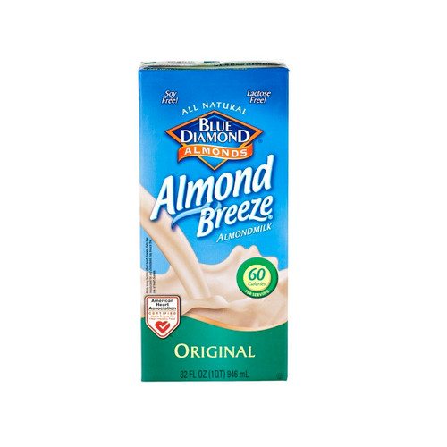 12/32oz Almond Breeze Original